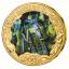 """Frankenstein ehk tänapäeva Prometheus"""" 200 aastat Mary Shelley romaani ilmumisest - Tokelau 1$ 2018.a. 3 kullatud värvitrükis mündist komplekt"""